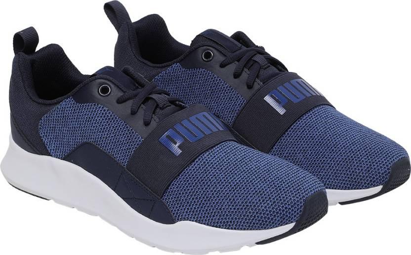 faafa34f2f3b Puma Puma Wired Knit Sneakers For Men - Buy Puma Puma Wired Knit ...