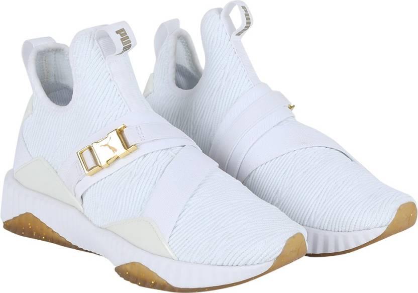 ab5e6ccf77db Puma DEFY MID VARSITY WN S Running Shoes For Women - Buy Puma DEFY ...