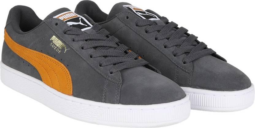 c7b4f5df80a564 Puma Suede Classic Running Shoes For Men - Buy Puma Suede Classic ...