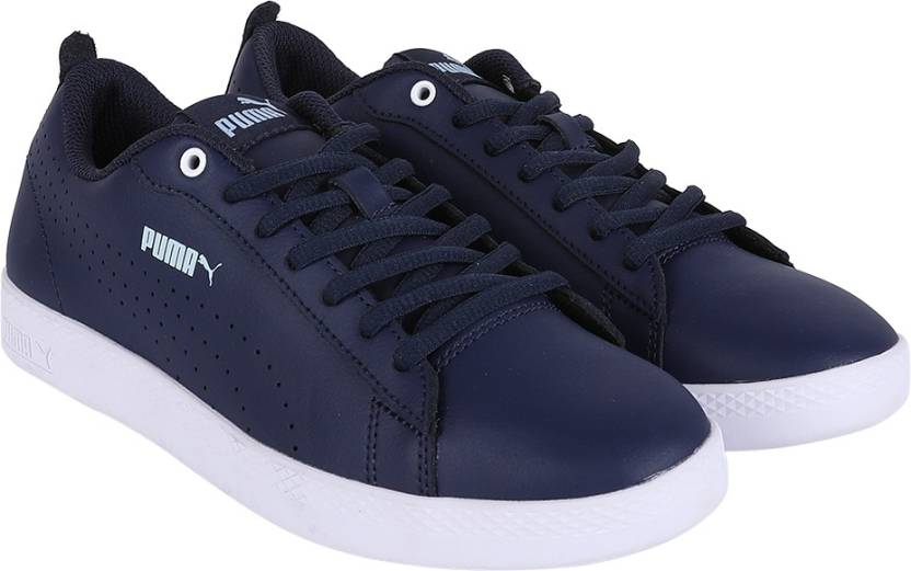 90d1e3e4cb14 Puma Puma Smash Wns v2 L Perf Sneakers For Women - Buy Puma Puma ...