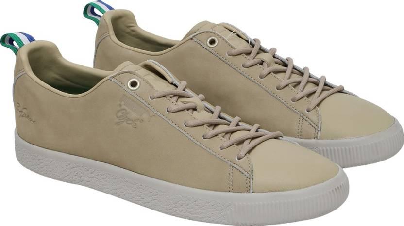 new concept 63935 ecad4 Puma Clyde 'Dazzle Blue' BIG SEAN Sneakers For Men - Buy ...