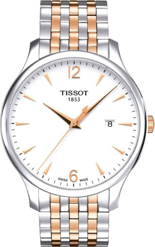 Tissot T063 610 22 037 01 T Classic Tradition Watch - For