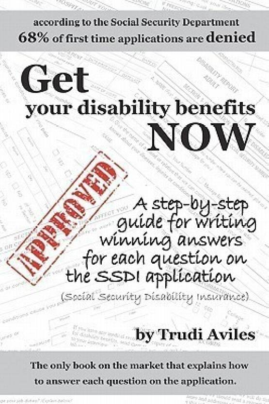 Get Your Disability Benefits Now: Buy Get Your Disability