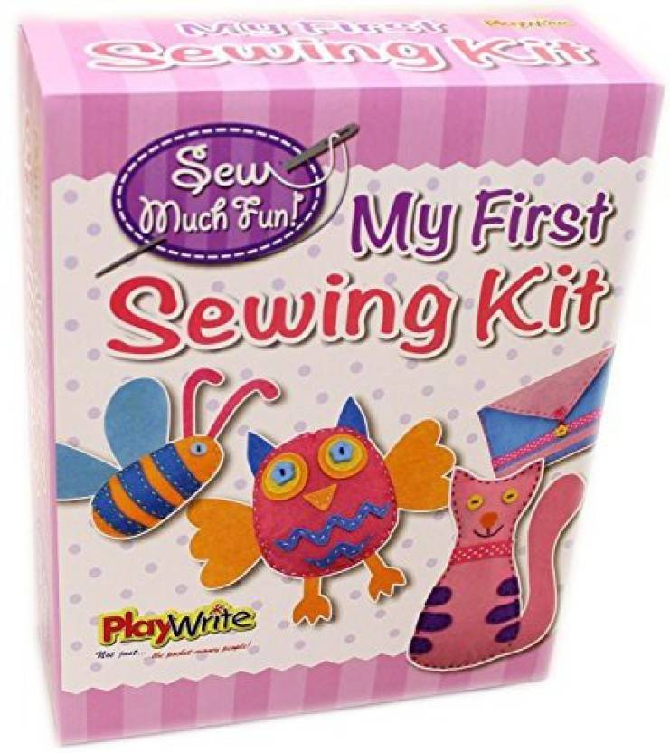 my first sewing kit