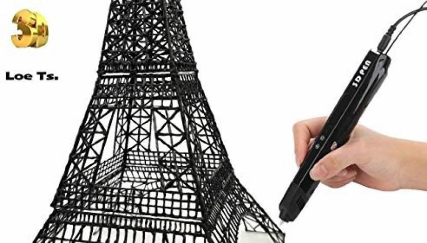Generic Loe Ts  3D Crafts Printing Printer Pen Bonus For Kids