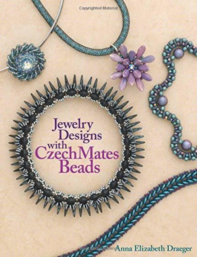 Kalmbach Jewelry Designs With Czechmates Beads - Jewelry