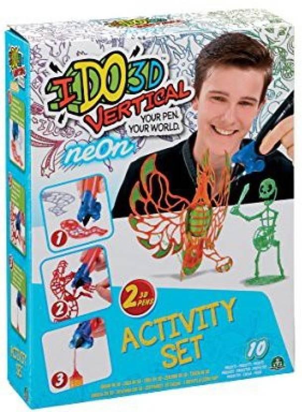 Ido3d Activity Create Cool Neon Set Vertical Get MqVUzpGS