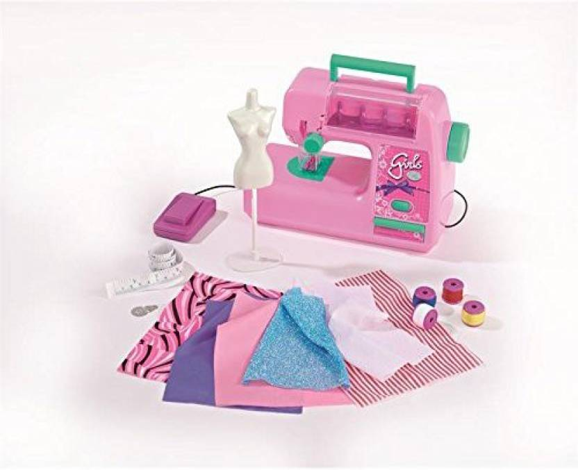Simba Steffi Love Girls 40 Sewing Machine Steffi Love Extraordinary Girls Sewing Machine