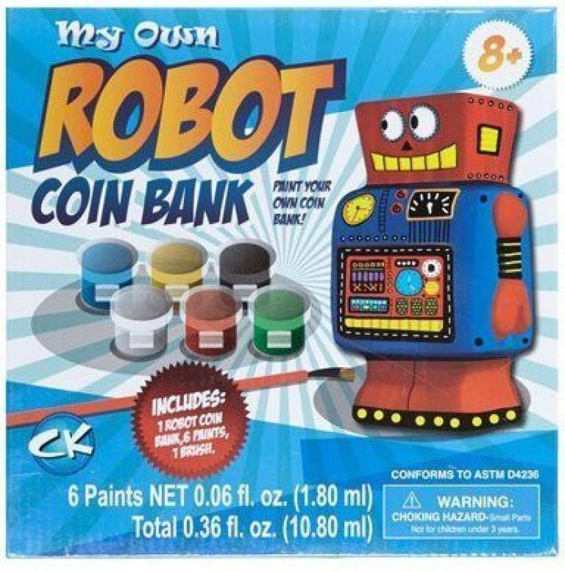 My Bank Is A Robot Fre – Luchainstitute