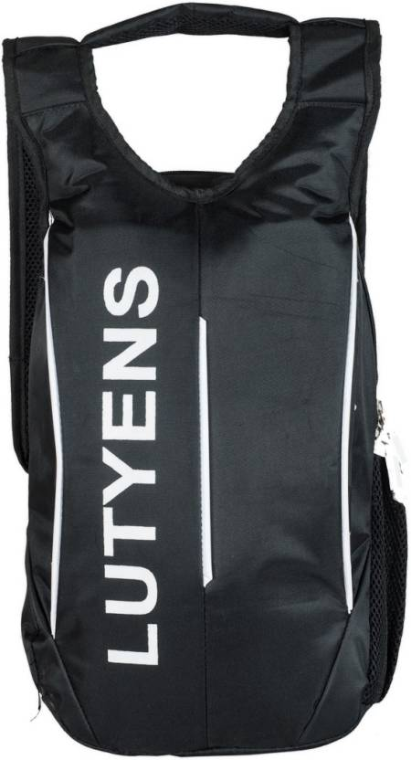 7add74745c Lutyens Black Smart School Bag
