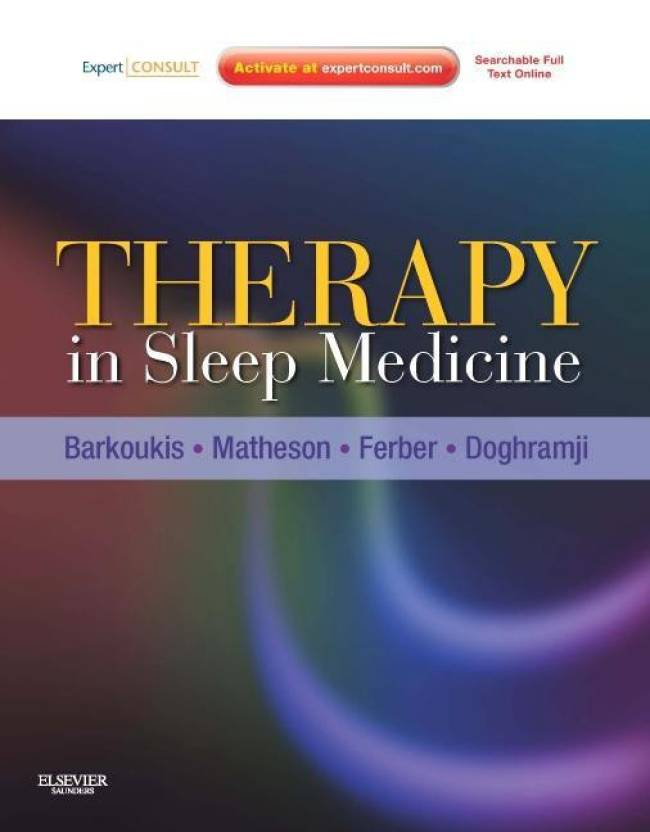 Therapy in Sleep Medicine: Buy Therapy in Sleep Medicine by