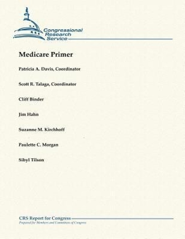 The Health of Older Americans: A Primer on Medicare and a Local Perspective