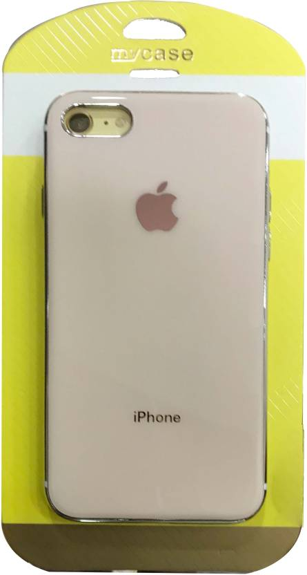new product 7cea0 ea530 My Case Back Cover for Apple iPhone 8 Rose Gold - My Case : Flipkart.com
