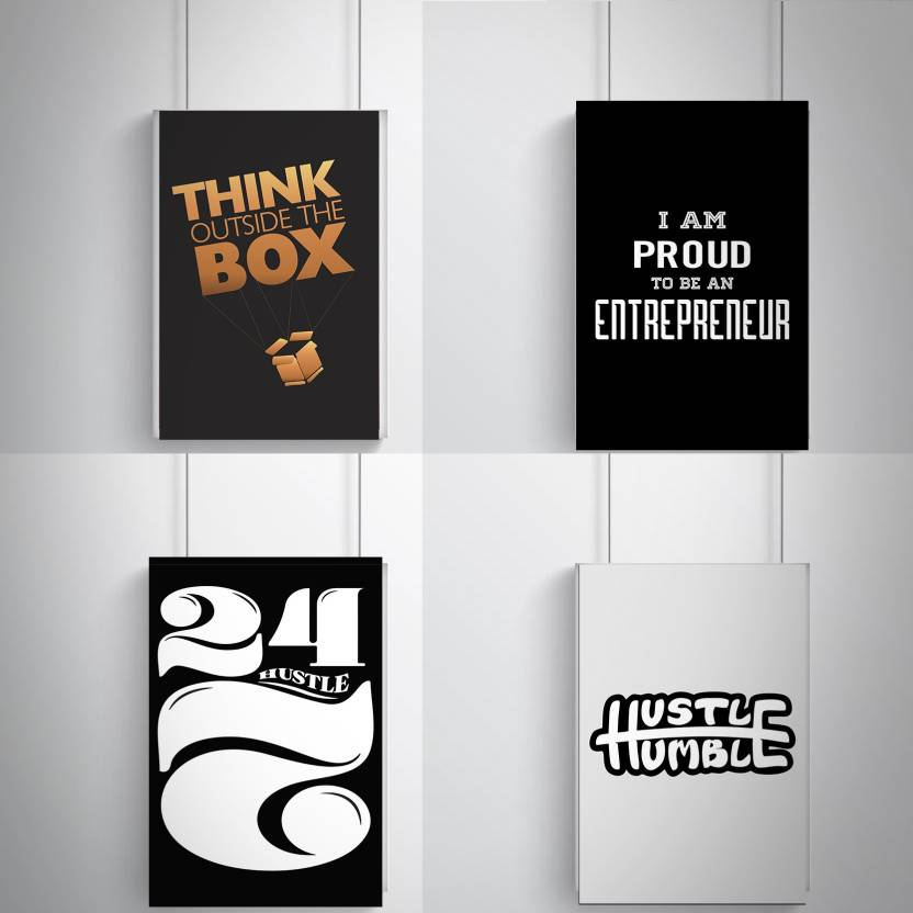 Cool, Trendy, Quirky Posters , Think Outside The Box- Entrepreneur ...