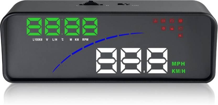 Head Up Display HUD-3 6 INCH - OBD2- Computer9 Radar Detector Price