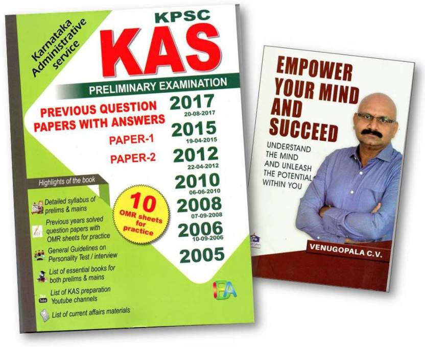 KPSC KAS Preliminary Exam Questions With Answers + Empower
