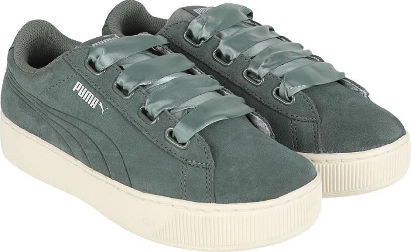 4ae36477a6f Puma Puma Vikky Platform Ribbon S Sneakers For Women - Buy Puma Puma ...
