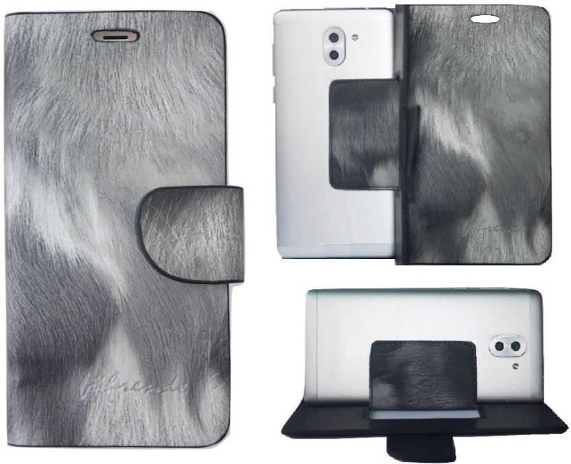 size 40 e10cf 901c1 Fuhrende Flip Cover for itel Wish A21 - Fuhrende : Flipkart.com