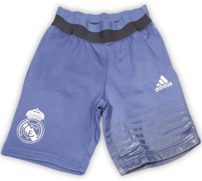 822e61f31 ADIDAS Short For Boys Sports Printed Polyester Price in India - Buy ...