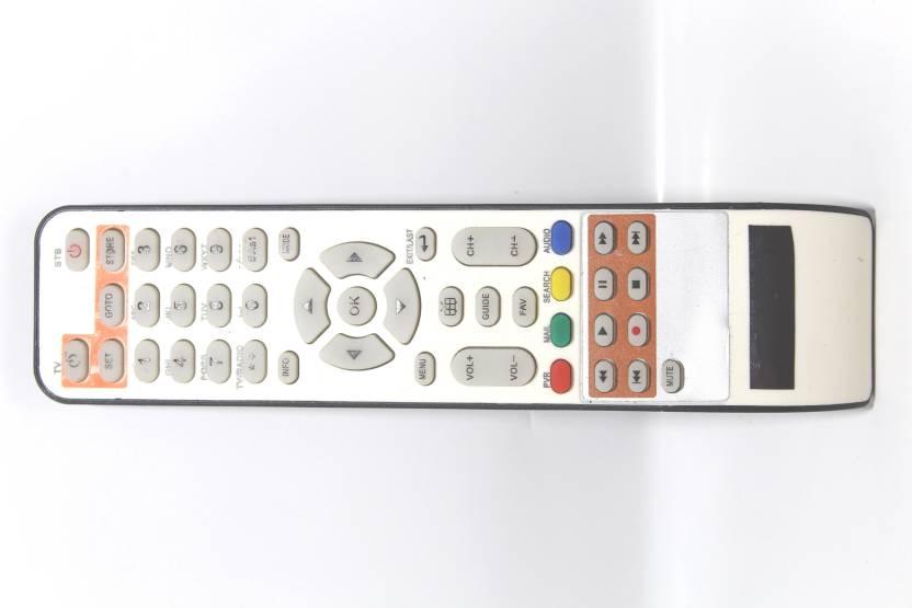 Technology Ahead TA JPR,Signet,UCN Cable Setupbox Remote