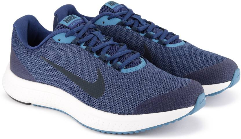 4d2478ba15b39 Nike RUNALLDAY Running Shoes For Men - Buy DEEP ROYAL BLUE OBSIDIAN ...