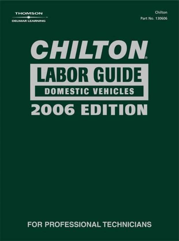 chiltons manuals online free