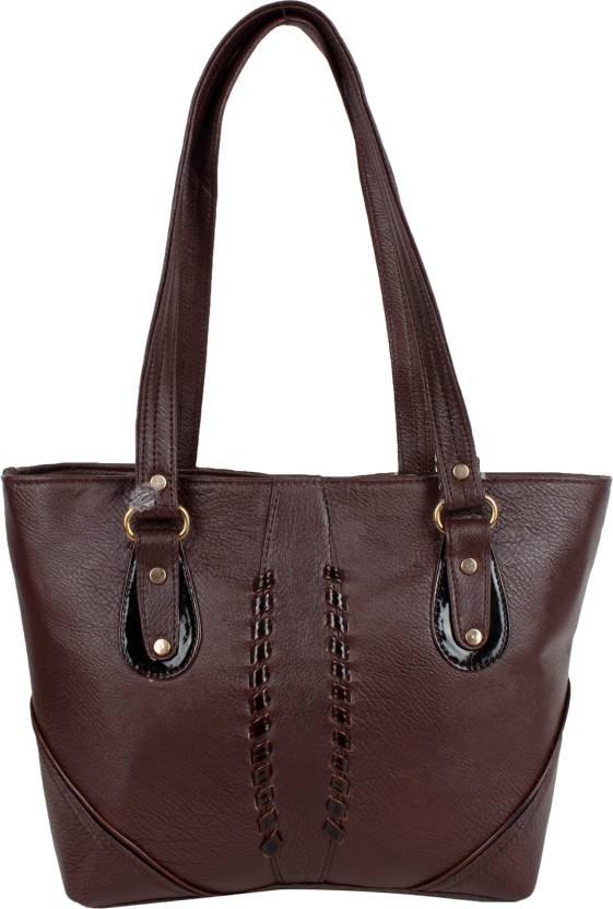 1024b3bdee Buy Ayesha Fashion Shoulder Bag Brown Online   Best Price in India ...