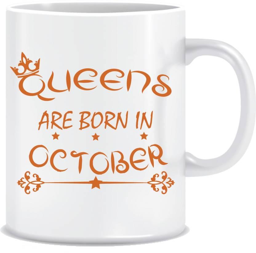 Everyday Desire Queens Are Born In October