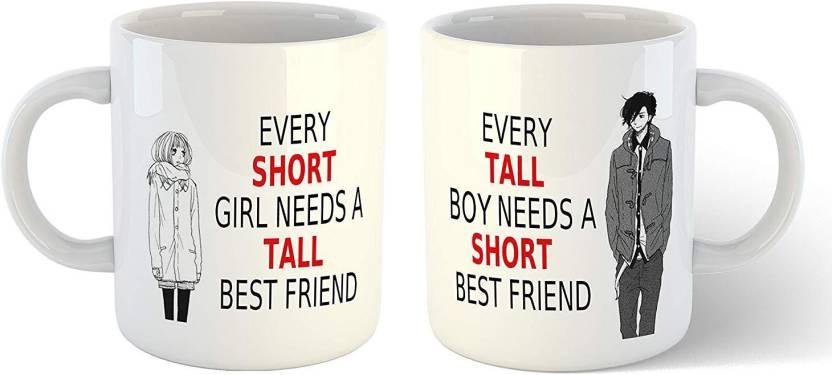 iKraft Every Tall Boy Needs A Short Best Friend and Every ...
