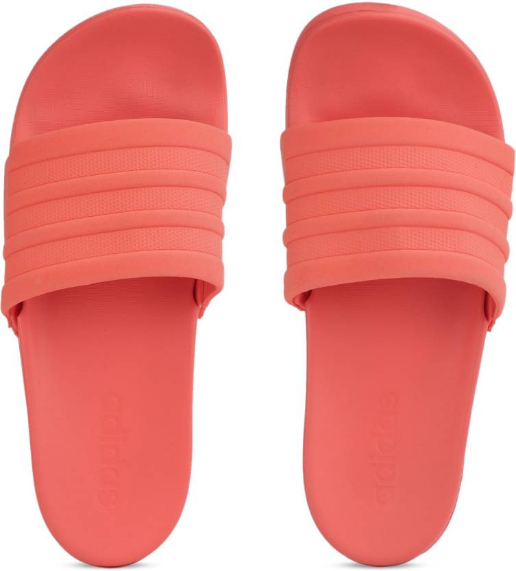 b64fcbf984b1 ADIDAS NEO ADILETTE CF+ MONO W Slides - Buy EASCOR EASCOR EASCOR Color  ADIDAS NEO ADILETTE CF+ MONO W Slides Online at Best Price - Shop Online  for ...