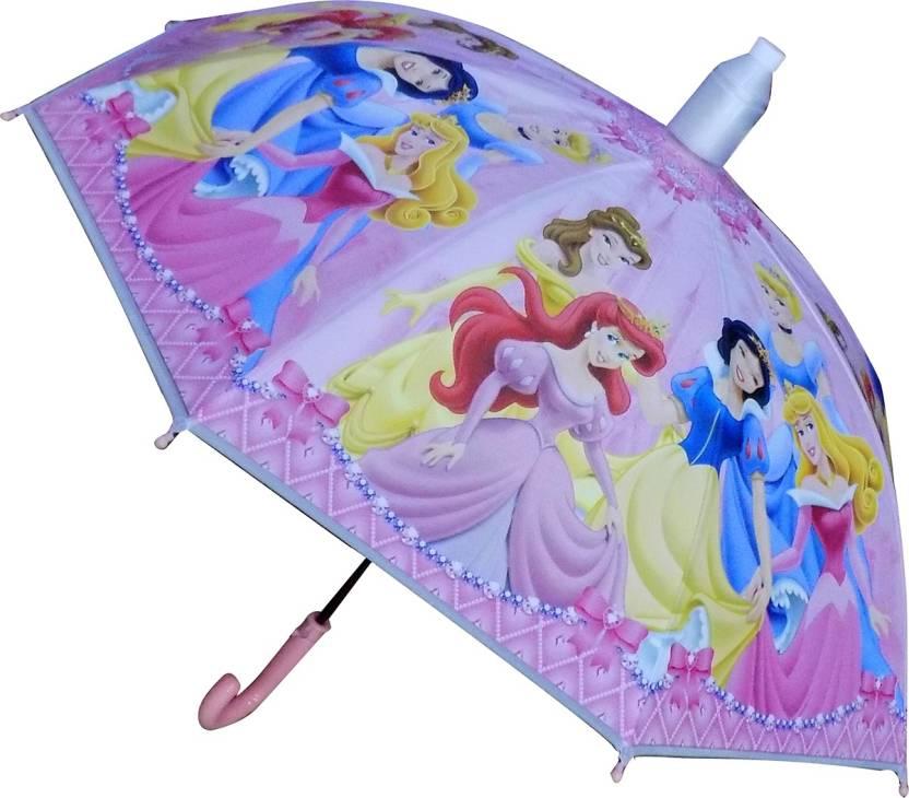 c2dd2a258 Fully Printed Umbrella For Kids Girls, Multicolor Umbrella (Multicolor)