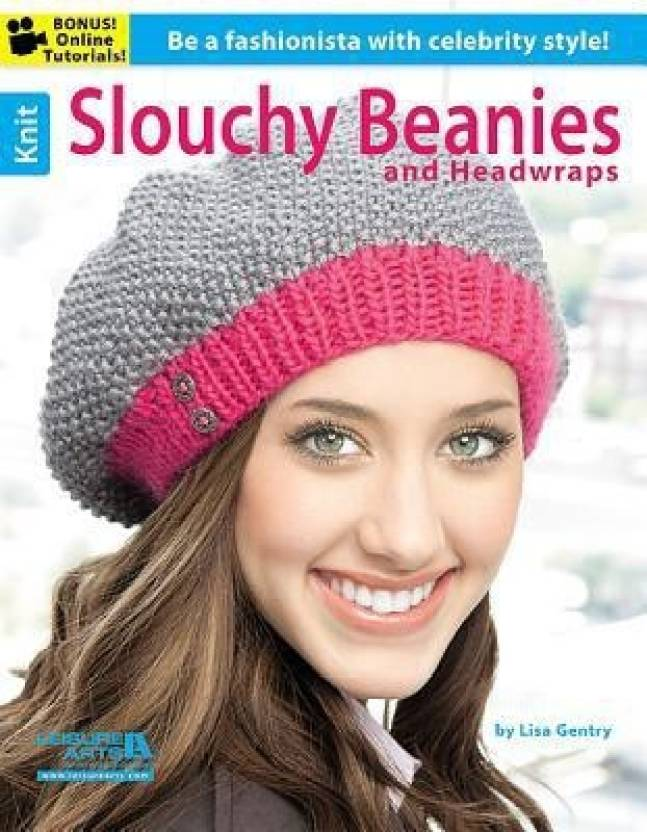 Knit Slouchy Beanies   Headwraps  Buy Knit Slouchy Beanies ... 65d8782f225
