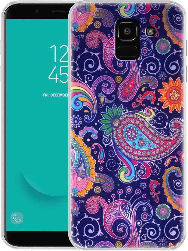 detailed look 5ee90 6f037 Flipkart SmartBuy Back Cover for Samsung Galaxy J6