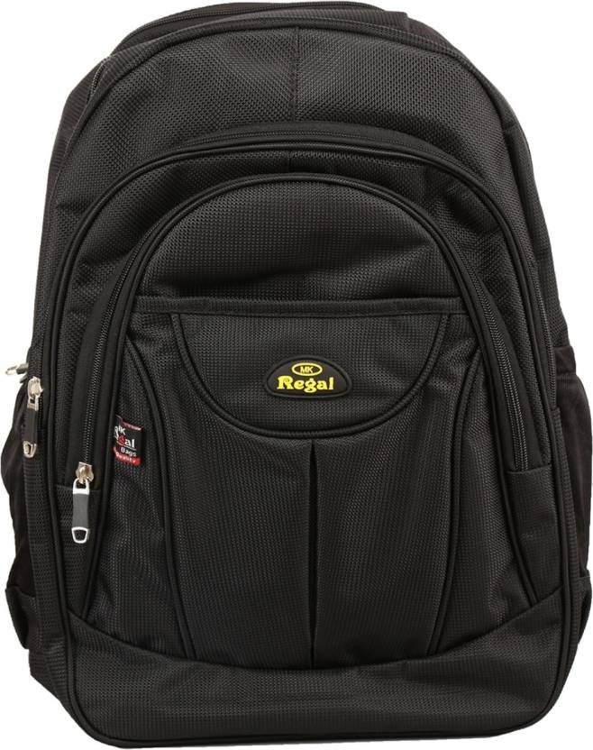 0ec4a8bfb916 MK PURSE 16 inch Laptop Backpack Black - Price in India | Flipkart.com