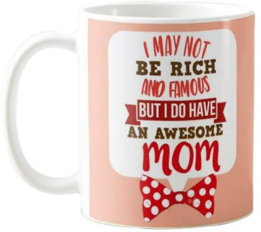 Giftsmate Mothers Day Birthday Gifts For Mom Awesome Mother Ceramic Mug