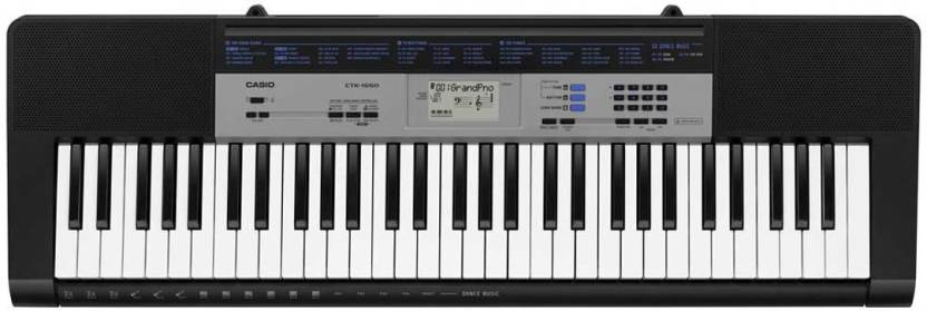 Casio CTK-1550 KS41 Digital Arranger Keyboard