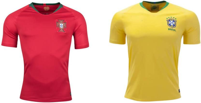 bb3687ea8 bhai ka style Solid Men Asymmetric Multicolor T-Shirt - Buy bhai ka ...