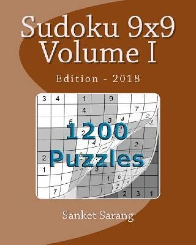 Sudoku 9x9: Buy Sudoku 9x9 by Sarang Sanket at Low Price in India ...