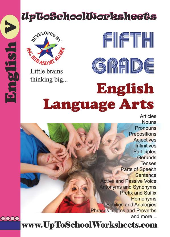 Class 5 English Grammar Language Worksheets-CBSE/ICSE-With ...