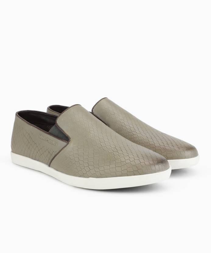 baf59145492a0 Hush Puppies Slip On Sneakers For Men - Buy Hush Puppies Slip On ...