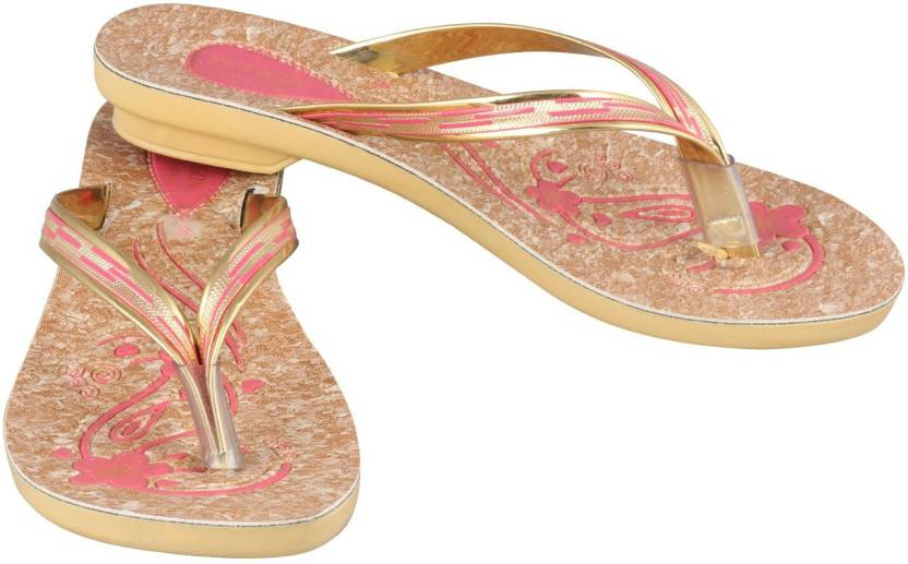 67edf090a078 Birde PU Fygon Women Fancy Slippers Slippers - Buy Pink & Brown Color Birde  PU Fygon Women Fancy Slippers Slippers Online at Best Price - Shop Online  for ...