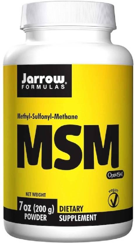 Jarrow Formulas Jarrow Formulas, MSM, Powder Price in India