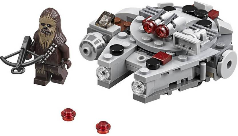 8120e644 Lego Millennium Falcon Microfighter 75193 - For Kids 6+ Years ...