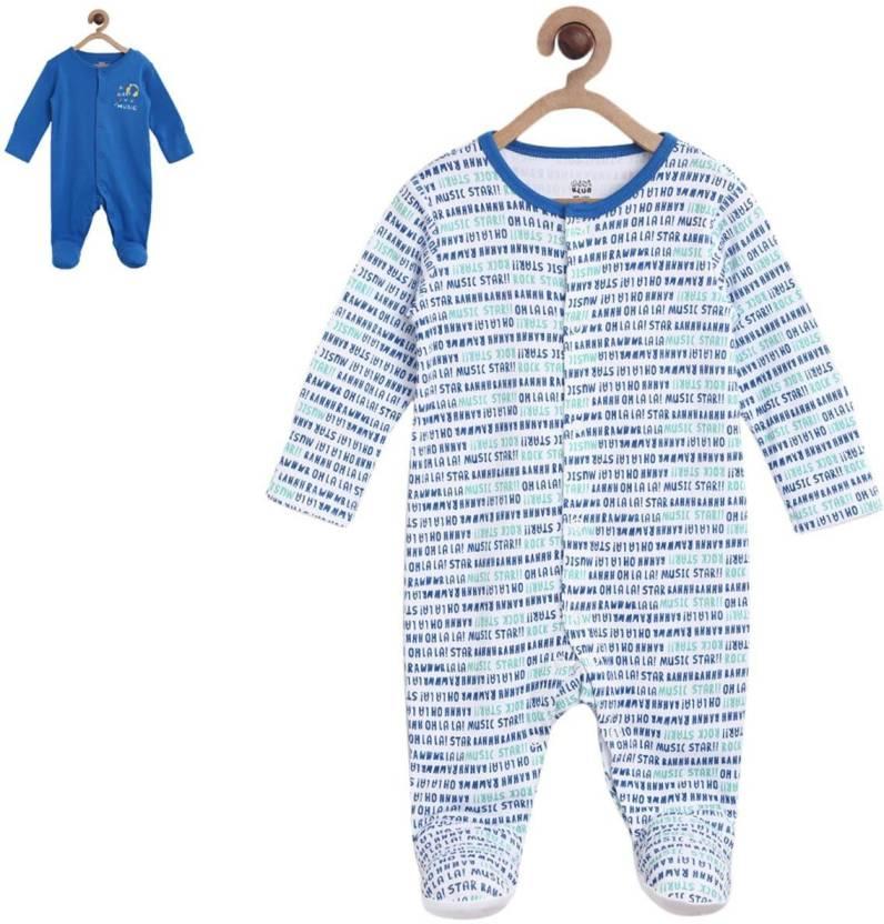 3bb69cc36032 Mini Klub Baby Boy s Multicolor Sleepsuit - Buy Mini Klub Baby Boy s ...