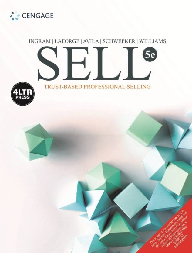 SELL Trust - Based Professional Selling Fifth Edition: Buy SELL