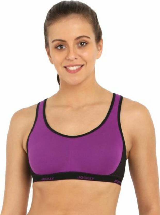 a720c41a6b9a2 Jockey Women Sports Non Padded Bra - Buy Jockey Women Sports Non ...