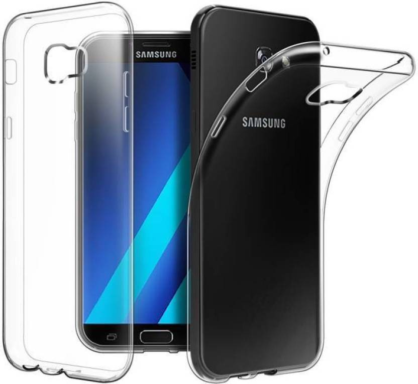 best authentic 9d5f3 d4022 MobiMonk Back Cover for Samsung Galaxy A5-2017 Transparent Back Cover/  Transparent Back Cover For Samsung Galaxy A5-2017