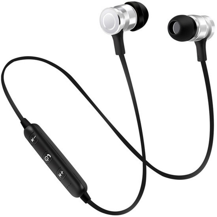 Rewy Sports Magnet Bluetooth Headset Bluetooth Headset With Mic