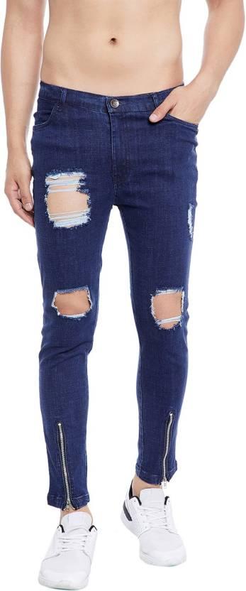 480deb32 FUGAZEE Regular Men's Dark Blue Jeans - Buy FUGAZEE Regular Men's ...