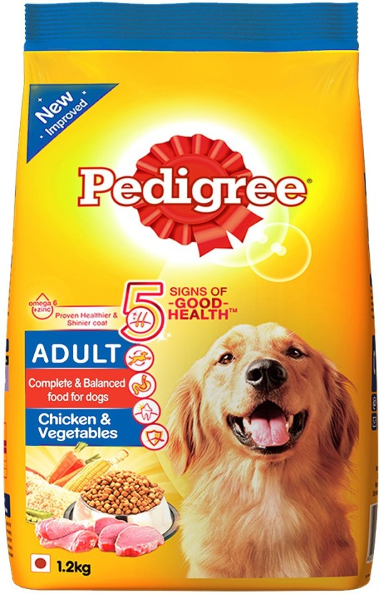 Pedigree Price List Online: 50% Off Offers + Upto 5% Cashback (Lowest Price) | 12222